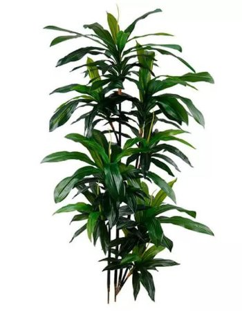 Planta Árvore Artificial Dracena Frangans Verde 1,7m