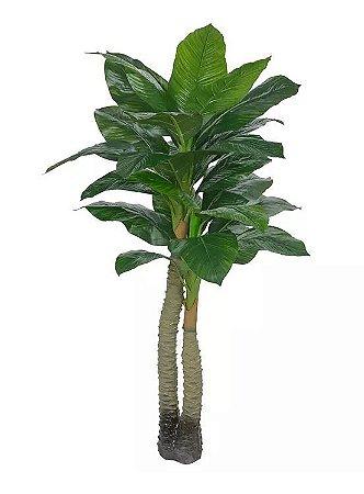 Planta Árvore Artificial Philo Real Toque Verde 1,6m
