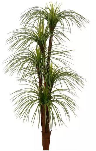 Planta Árvore Artificial Yucca Verde - 1,7m