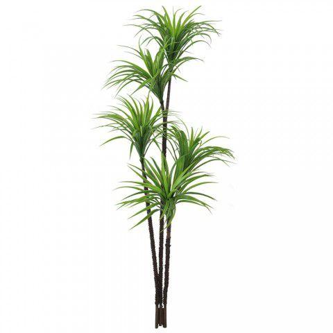 Planta Artificial Para Sala Árvore Yucca - 1,60m
