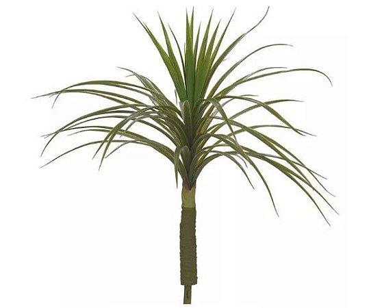 Planta Artificial Árvore Yucca Verde 80cm