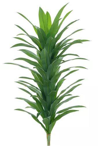 Planta Árvore Artificial Dracena Real Toque Verde 1,5m
