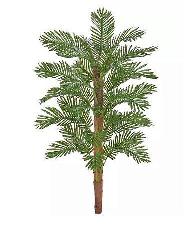 Planta Artificial Palmeira Real Toque Verde 1,2m