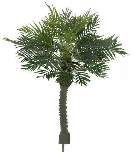 Planta Árvore Artificial Palmeira Phoenix Verde em 2 Tons 1,8m