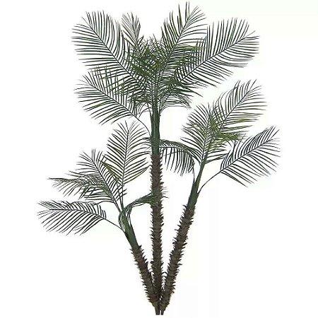 Planta Artificial Árvore Palmeira Phoenix 1,58m