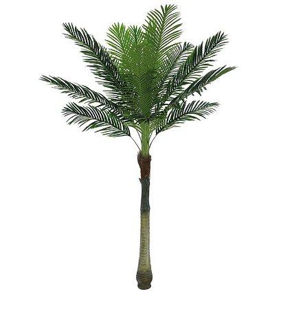 Planta Artificial Árvore Palmeira Real Toque - X15 2,10m
