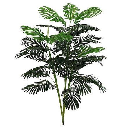 Planta Artificial Árvore Palmeira Real Toque X32 1,5m