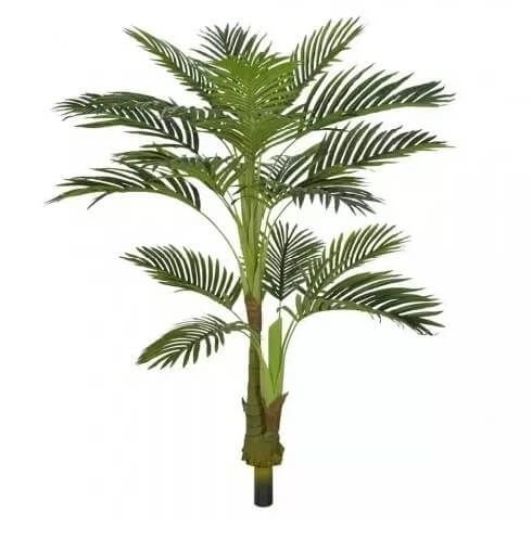 Planta Artificial Árvore Palmeira Areca - 1,10m