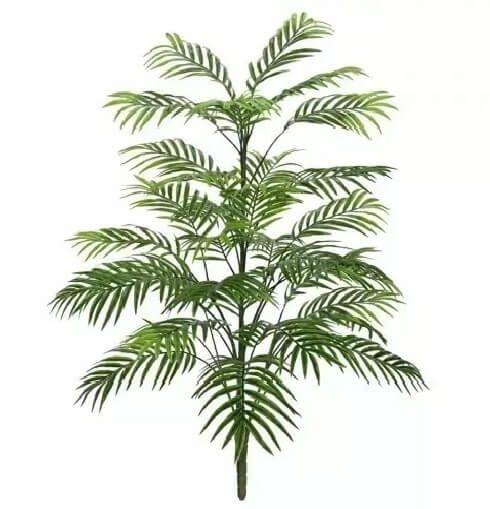 Planta Artificial Árvore Palmeira Verde 1,05m