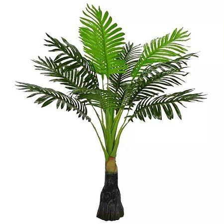 Planta Artificial Árvore Palmeira 95cm Real Toque