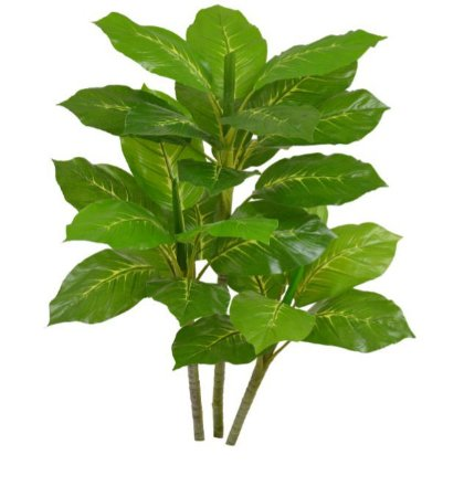 Planta Artificial Árvore Philo Real Toque X27 90cm
