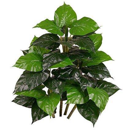 Planta Artificial Árvore Philo Real Toque X42 90cm Tipo2
