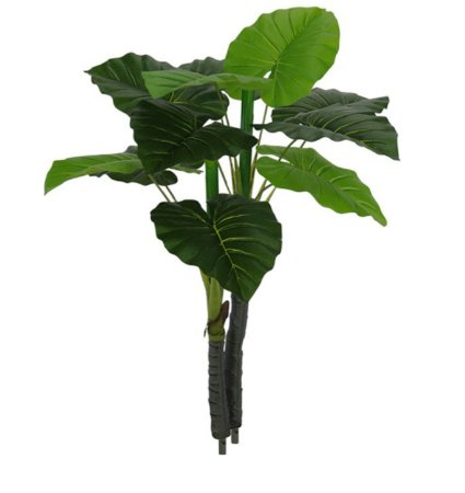 Planta Artificial Árvore Philo Real Toque X11 (VERDE) 90cm
