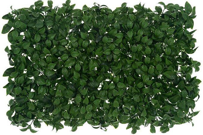 Folhagem Artificial Placa Grama Verde 40x60cm mod6