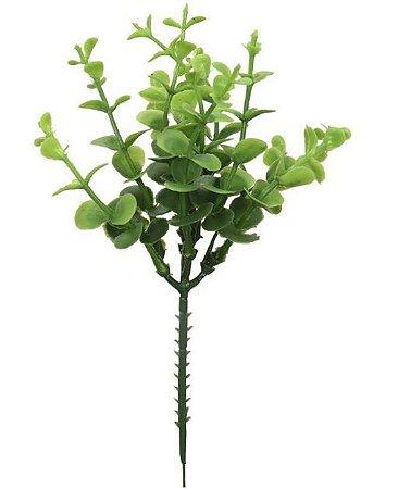 Folhagem Pick Eucalipto PLT. (VERDE) 23 cm