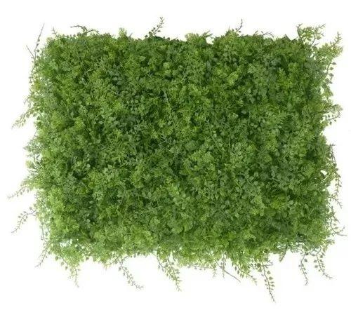 Folhagem Artificial Placa Grama Verde Samambaia 40x60cm mod7