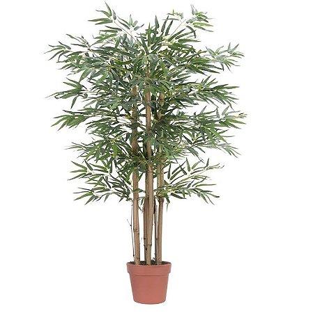 Planta Artificial Bambu Árvore Bamboo 1,20 M