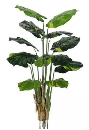 Planta Árvore Artificial Jiboia Real Toque Verde 1,4m