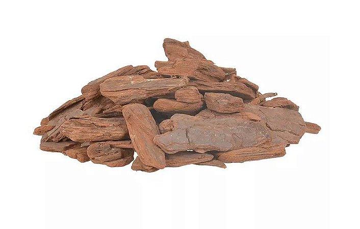 Acessório Casca de Pinus Premium P Marrom 1k