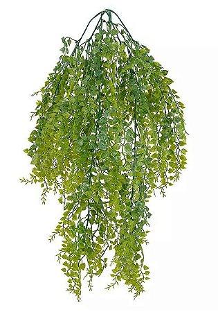 Folhagem Artificial Grass Pendente Verde 65cm