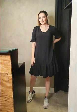 Vestido Celine (Preto)