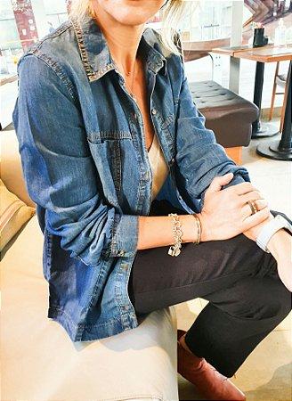 Camisa Jeans Nadia