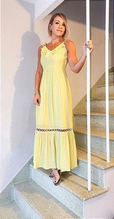 Vestido Valquiria Lima
