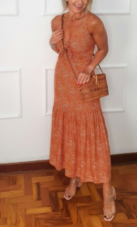 Vestido Luiza Poa