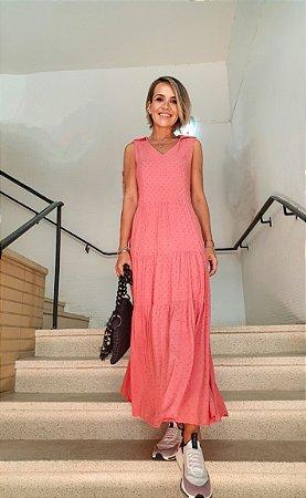 Vestido Teresa Coral