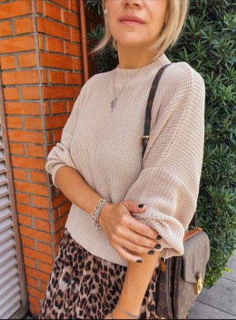 Cropped Tricot Luana