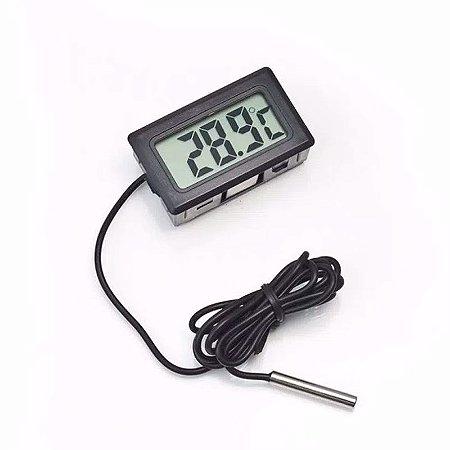 Termômetro Digital Incotem   Temperatura Ambiente