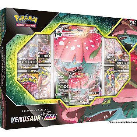 Box Pokémon Venusaur Vmax