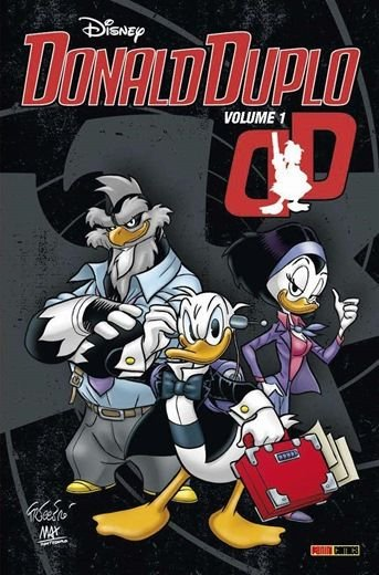 Donald Duplo Vol.01