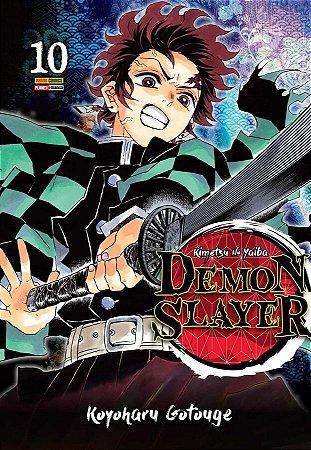Demon Slayer - Kimetsu No Yaiba - 10