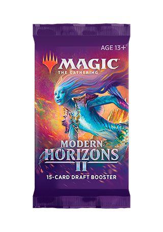 Booster Avulso - Modern Horizons 2 - Booster de Draft