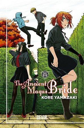 The Ancient Magus Bride – Vol. 11