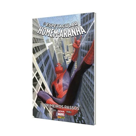 O Espetacular Homem-Aranha Vol.02: Primeiros Passos