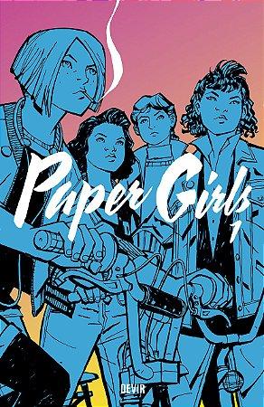 Paper Girls – Vol. 1