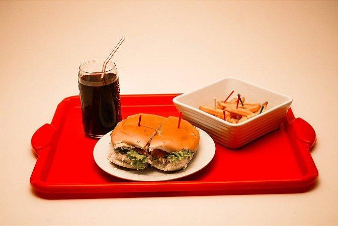 Bandeja Fast Food