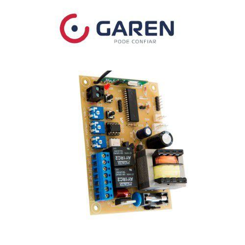 Placa Central De Comando P/ Motor Automático Mono G3 Garen