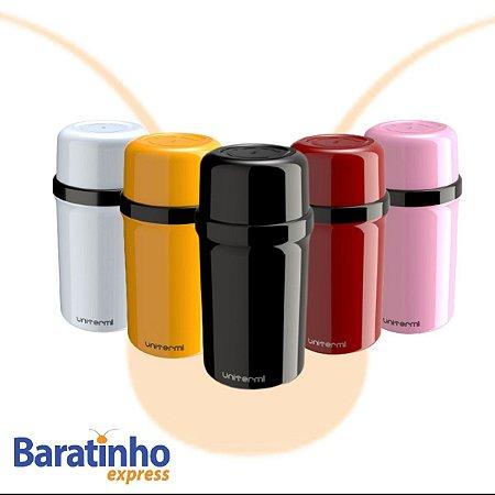 Garrafa Térmica Uniterm Fano Kids 250ml Chá Café Leite