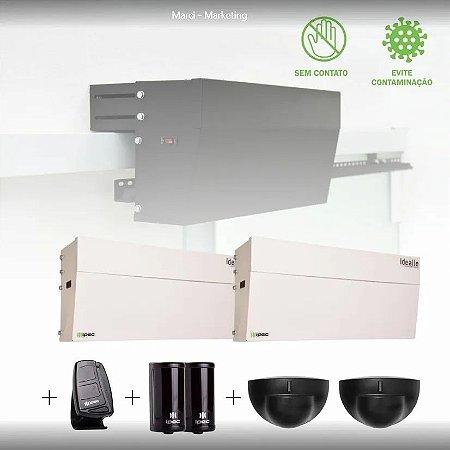 Automatizador P/ Porta Social Deslizante Idealle Master Ipec