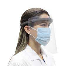 Protetor Facial Shield Lite Comfort Ultra Leve AC145