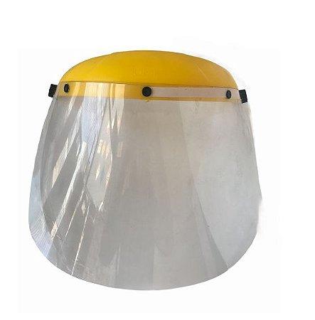 Máscara de Proteção Facial Profissional - Face Shield