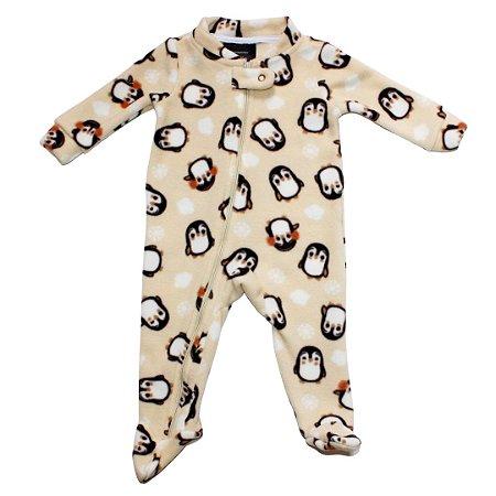 Macacão Pinguim Marfim