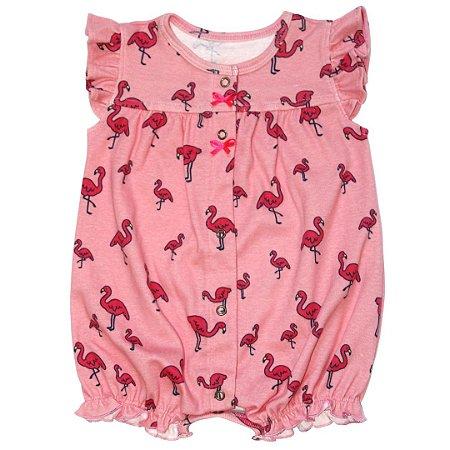 Macaquinho Flamingo