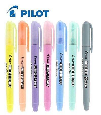 Marca Texto Pilot Lumi Color Pastel 200sl - A escolha