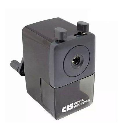 Apontador De Mesa Mecânico Com Manivela e Deposito Pr-01 Cis