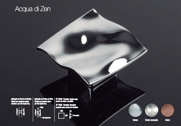 Puxador Zen Acqua di Zen