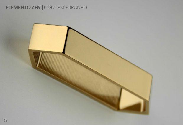 Puxador Zen Elemento